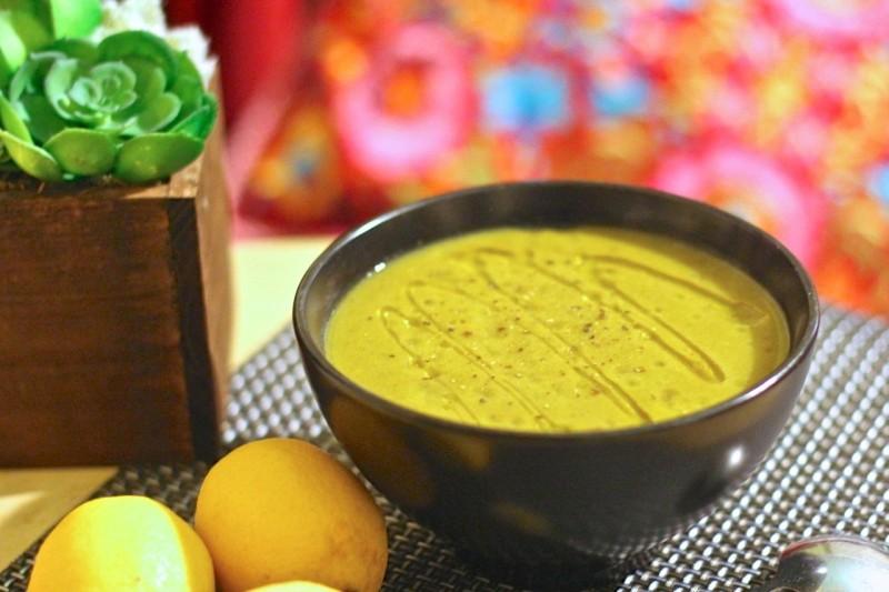 Turkish Kale Lentil Soup