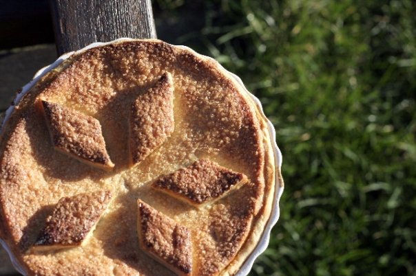 Cottage Apple Pie