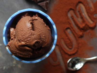 Yum Chocolate Ice Cream