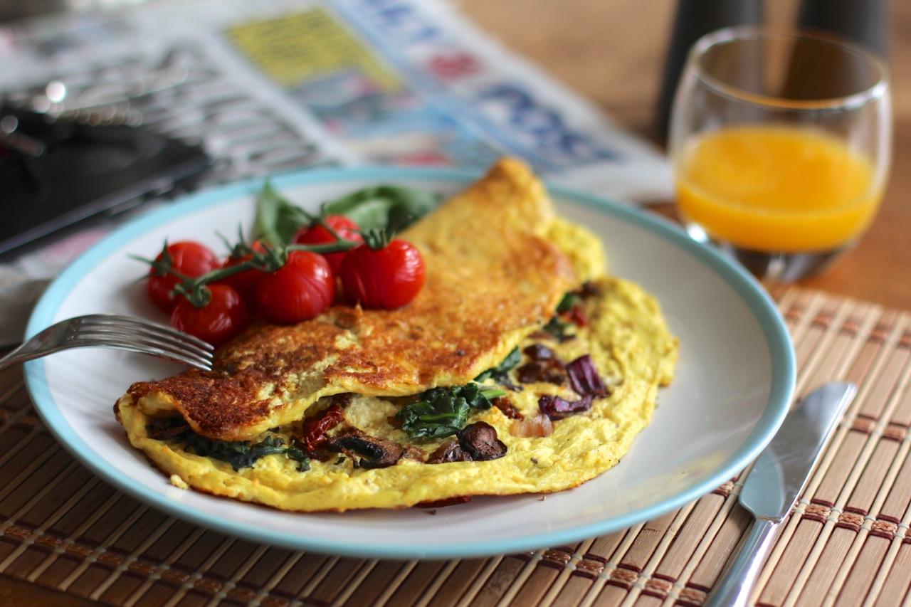 Plantified Vegan Eggless Omelette (VEGAN egg free, dairy free, gelatine free, gluten free) Sign up to Plantified.com to get a FREE VEGAN AQUA FABA MOUSSES RECIPE E-BOOK